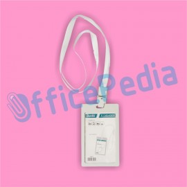 ID Card Bantex PT LY 8865-07 White