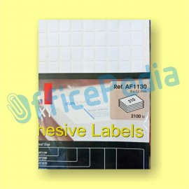 Label Apli Flexy 9x12 mm 2100U 10S