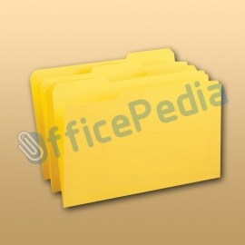 Map Yellow Folder Olean City F4.