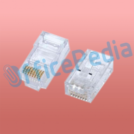 Connector RJ45 Cat 5 isi 50