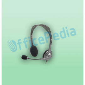 Headset analog Logitech H110-
