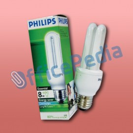 Lampu Philips Essential 8W Cool Day Light E27 220-240