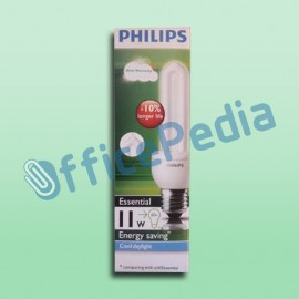 Lampu Philips Essential 11W Cool Day Light E27 220-240