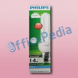 Lampu Philips Essential 14W Cool Day Light E27 220-240.