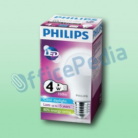 Lampu Philips LED Bulb 04-40W E27 3000K