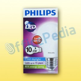 Lampu Philips LED Bulb 10.5-85W E27 6500K