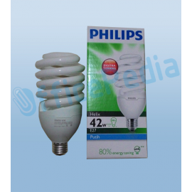 Lampu Philips Helix 42W CDL E2/220-240