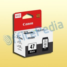 Canon Ink Catridge 47 Black