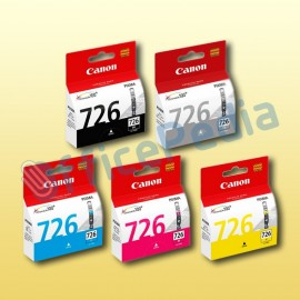 Canon Ink Catridge 726 Black