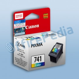 Canon Ink Catridge PG-741 Colour