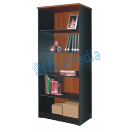 Bookcase Olympic Cherry BCM040107