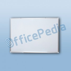 White Board 90x120 cm Single Face Magnet (tanpa kaki)