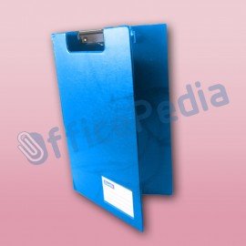 Papan Scanner (Clip Board) Bantex with ruller black.
