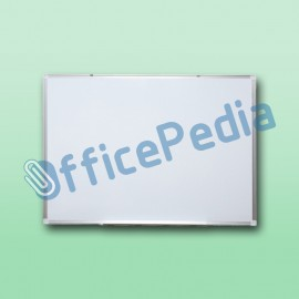 White Board 120x240cm Single Face non magnet