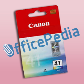 Canon Ink Catridge PG-41 Colour